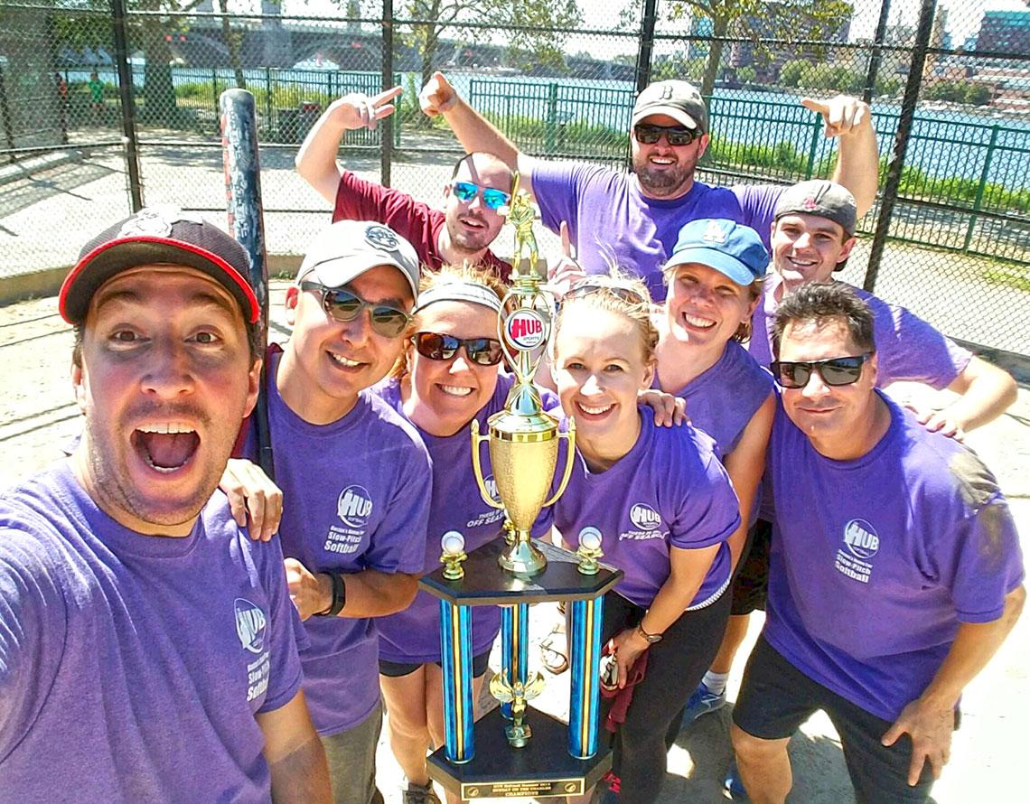 Softball - Hub Sports Boston