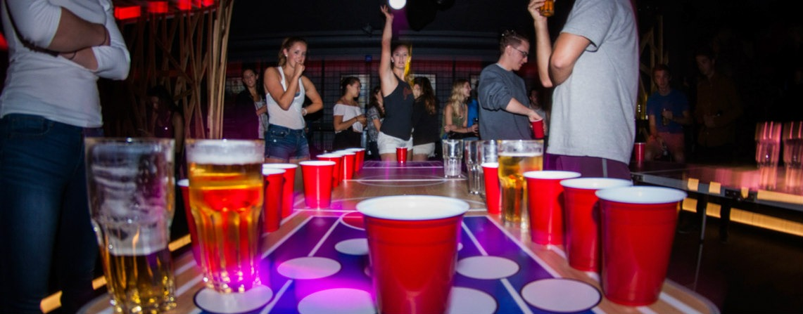 Beer Pong Tournament Boston